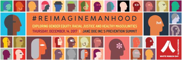 #REIMAGINEMANHOOD Summit Banner
